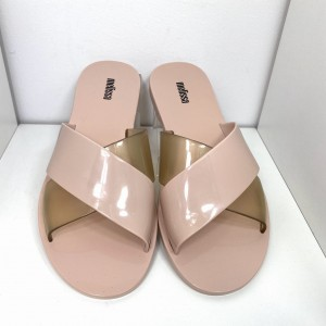 KLAPKI MELISSA ESSENTIAL SLIDE AD 32755 LIGHT PINK/PINK